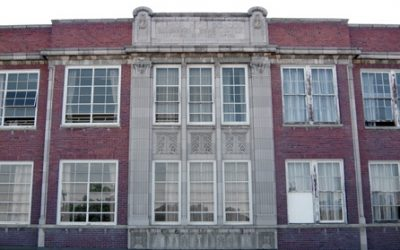 Morgan Middle School Historic Property Evaluation and Technical Report